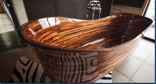 Havent Seen - boat tub