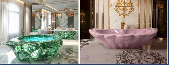 Havent Seen - crystal tub