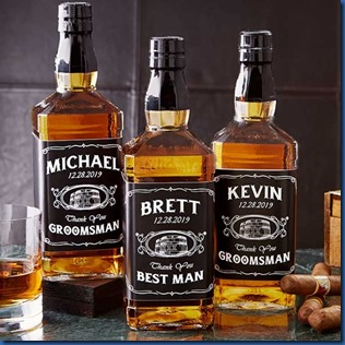 Havent Seen - custom whiskey blend