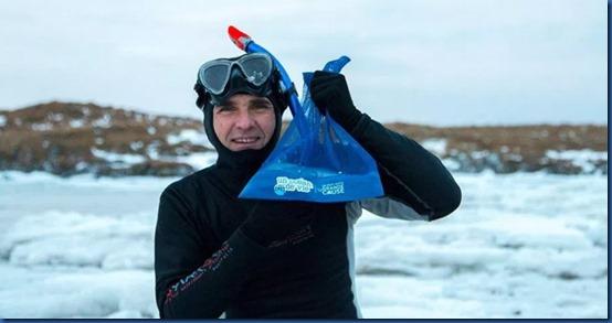 Havent Seen - snorkel bag