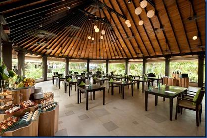 Irufushi - restaurant