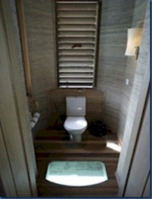 Four Seasons Landaa Giraavaru - toilet