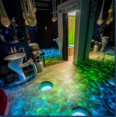 LUX South Ari Atoll - toilet