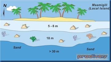 Maamagili dive chart