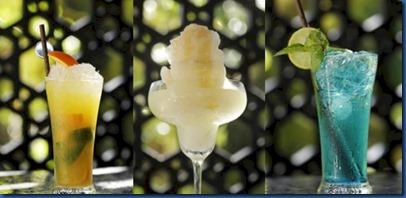 Park Hyatt Hadahaa - cocktail class