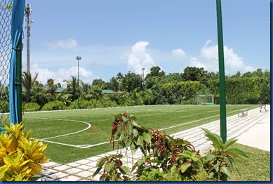 Hurawalhi - football pitch
