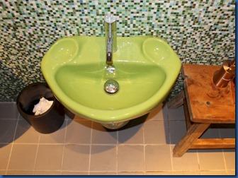 Joali - frog sink