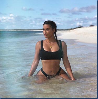 Conrad Maldives - Kim Kardashian