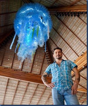 Conrad Rangali - plastic art