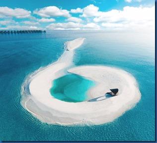 Vakkaru - sandbank lagoon 1