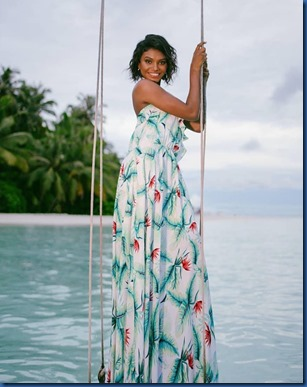Hudhuranfushi - Maldives Top Model 2