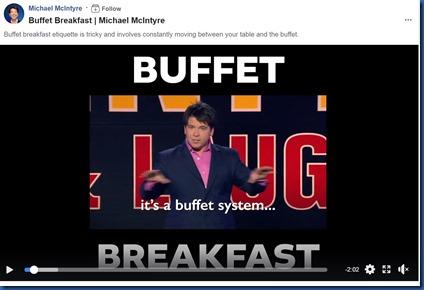 Michael Macintyre Big Breakfast