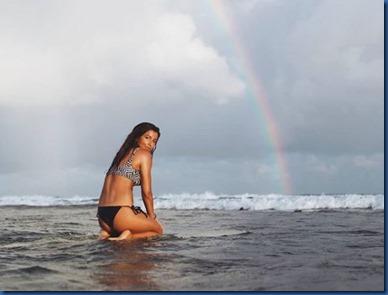Cláudia Pinto (Portugal) - Hudhuranfushi