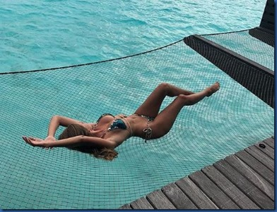 Liza Staroverova (Russia) - One & Only Reethi Rah