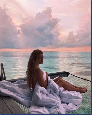 Pamela Reif (Germany) – LUX South Ari Atoll