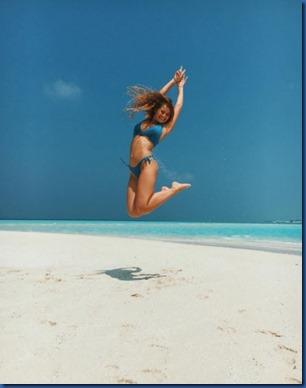 Veronika Okes (Russia) - Paradise Island