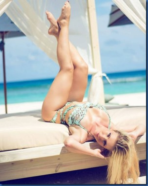Roxanna Clarke (United Kingdom) - One & Only Reethi Rah