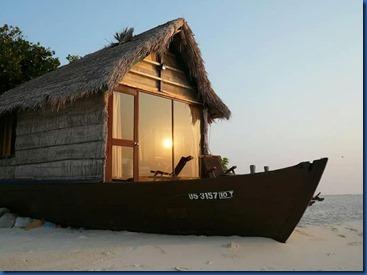 Bathala - dhoni beach villa