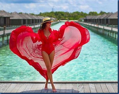 Natalia Isaeva (Russia) - Gili Lankanfushi