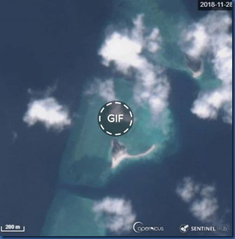 Shifting sands - Maldives