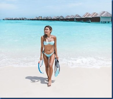 Claudia Padgett (United Kingdom) – W Maldives
