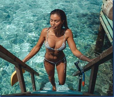 Pia Muehlenbeck (Australia) – Soneva Fushi