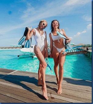 Sofia Stuzhuk and Alina Levda (Russia) – Cocoon