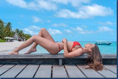 Carolina Santy (Mexico) - Gili Lankanfushi