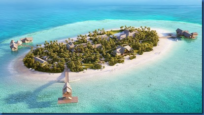 Waldorf Astoria Maldives Ithaafushi - private island
