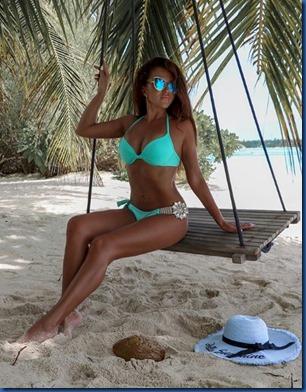 Karina Volodina (Russia) - Sun Island