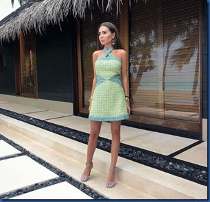Sabina Bilenko (Uzbekistan) - One & Only Reethi Rah