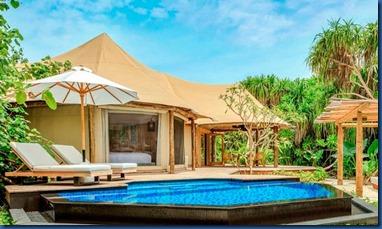 Sirru Fen Fushi - tented villas 1