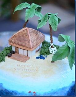 Havent Seen - 3D cake scene