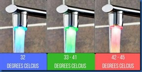 Havent Seen - RGB Light Faucet