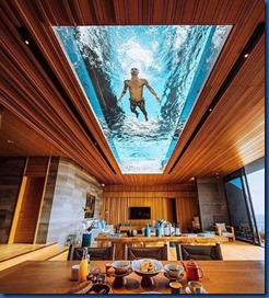 Havent Seen - Rooftop Glass Bottomed Pool
