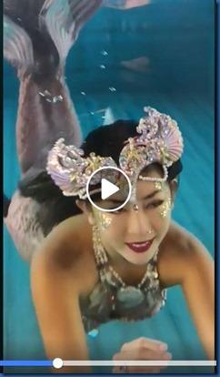 Havent Seen - mermaid underwater restaurant