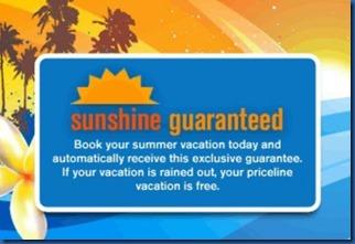 Havent Seen - sunshine guarantee